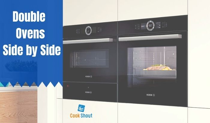 Double Ovens Side by Side