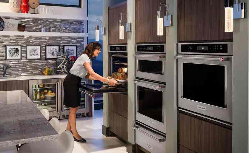 Double Wal Ovens 2021