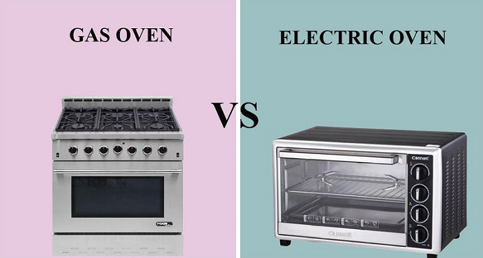 Gas Oven Vs Electric Oven