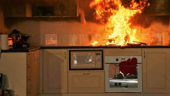 How to Protect The Oven From Fire