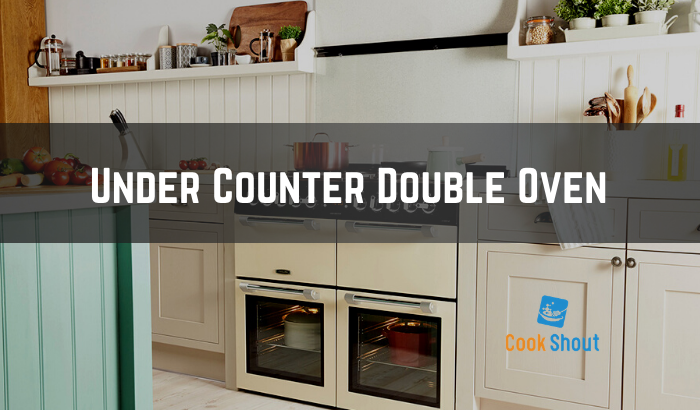Under Counter Double Oven 2021