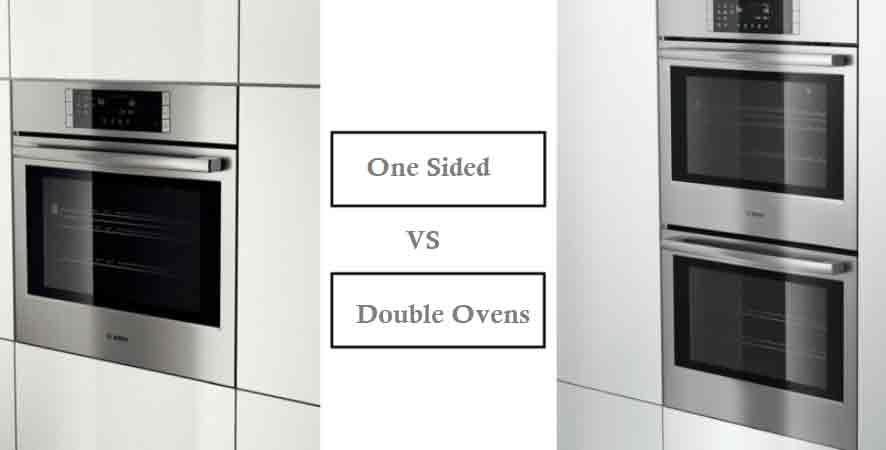 single Oven vs Double Oven