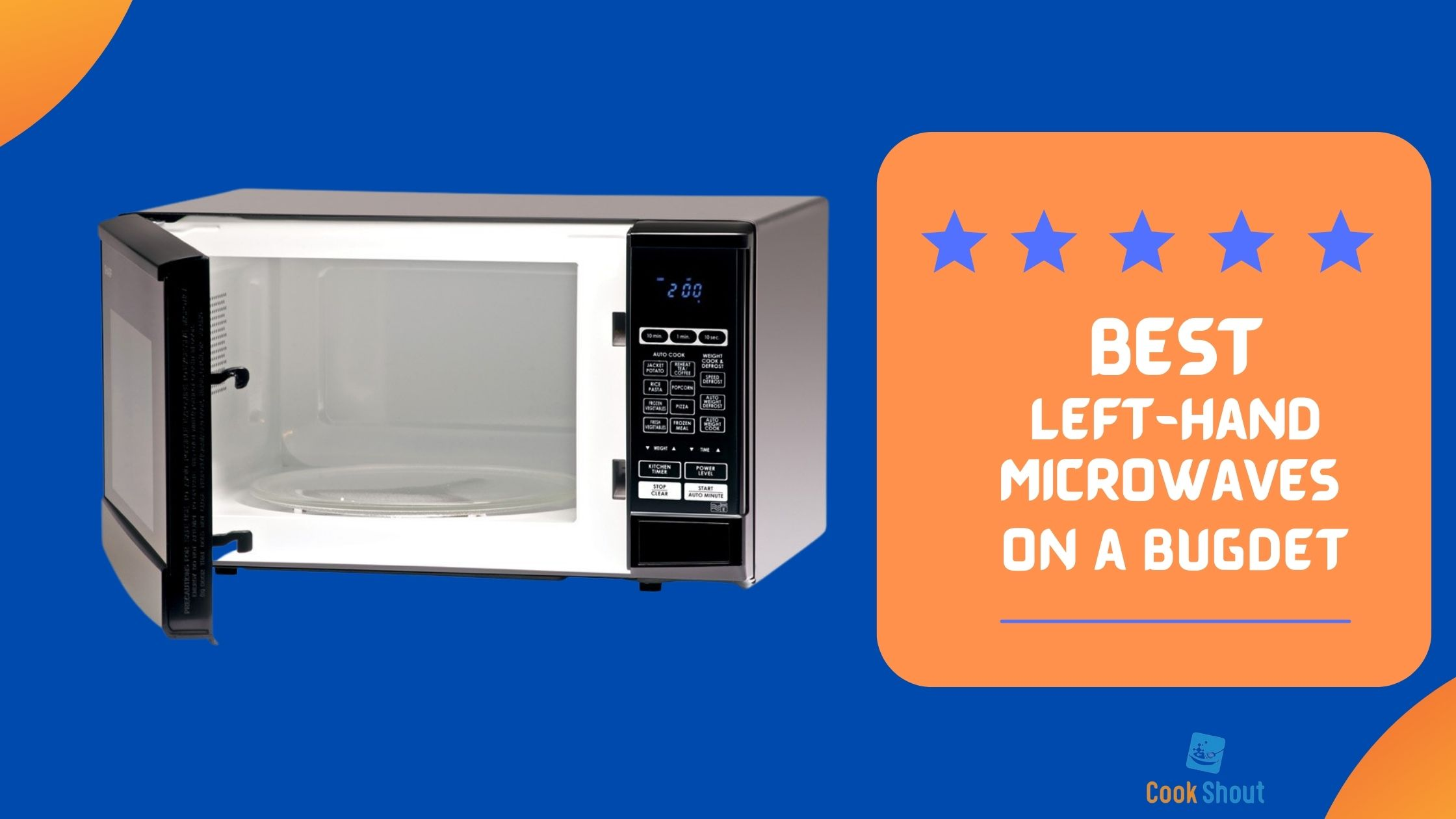 5 Best Left Hand Microwaves on a Budget:  Save Money
