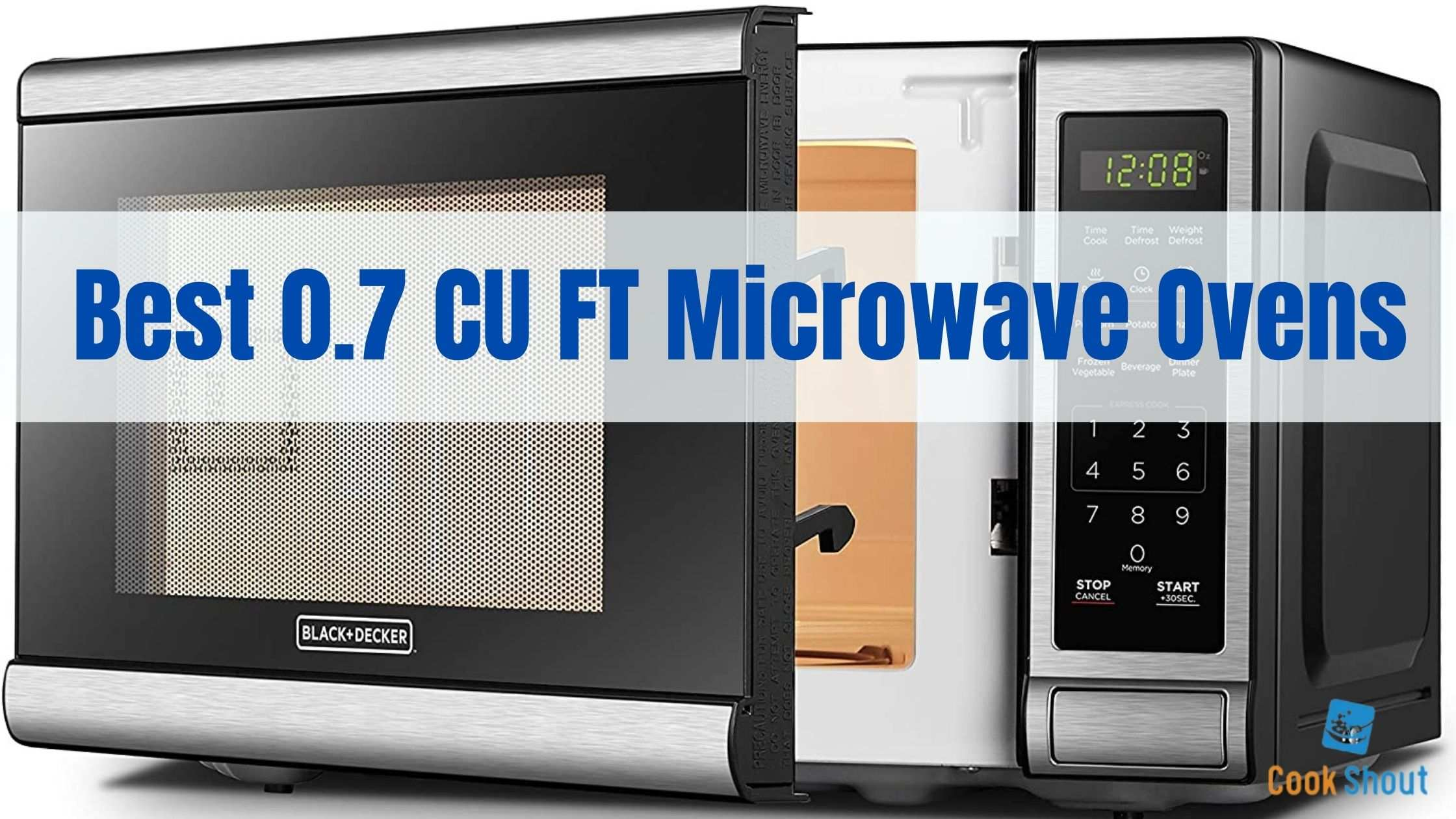 Best 0.7 CU FT Microwave Ovens 2021