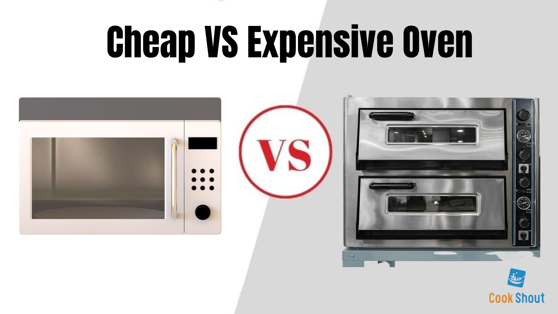 Cheap vs Expensive Oven