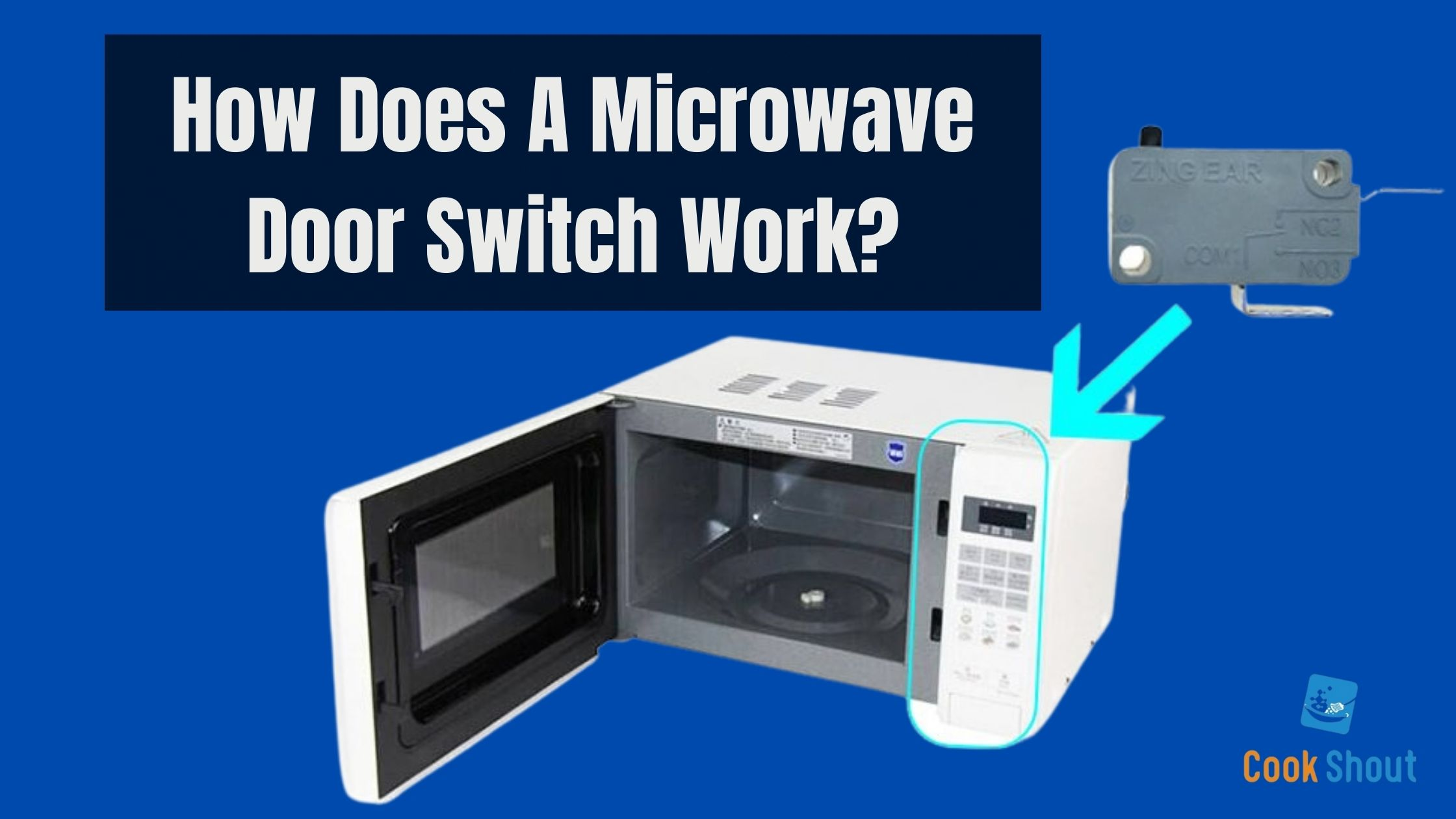 How Does A Microwave Door Switch Work?