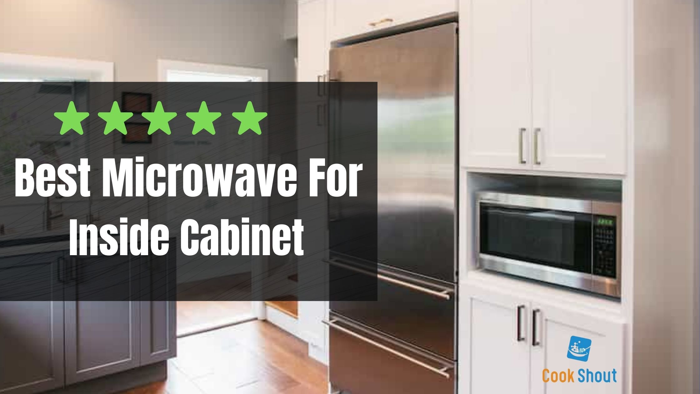 Best Microwave For Inside Cabinet