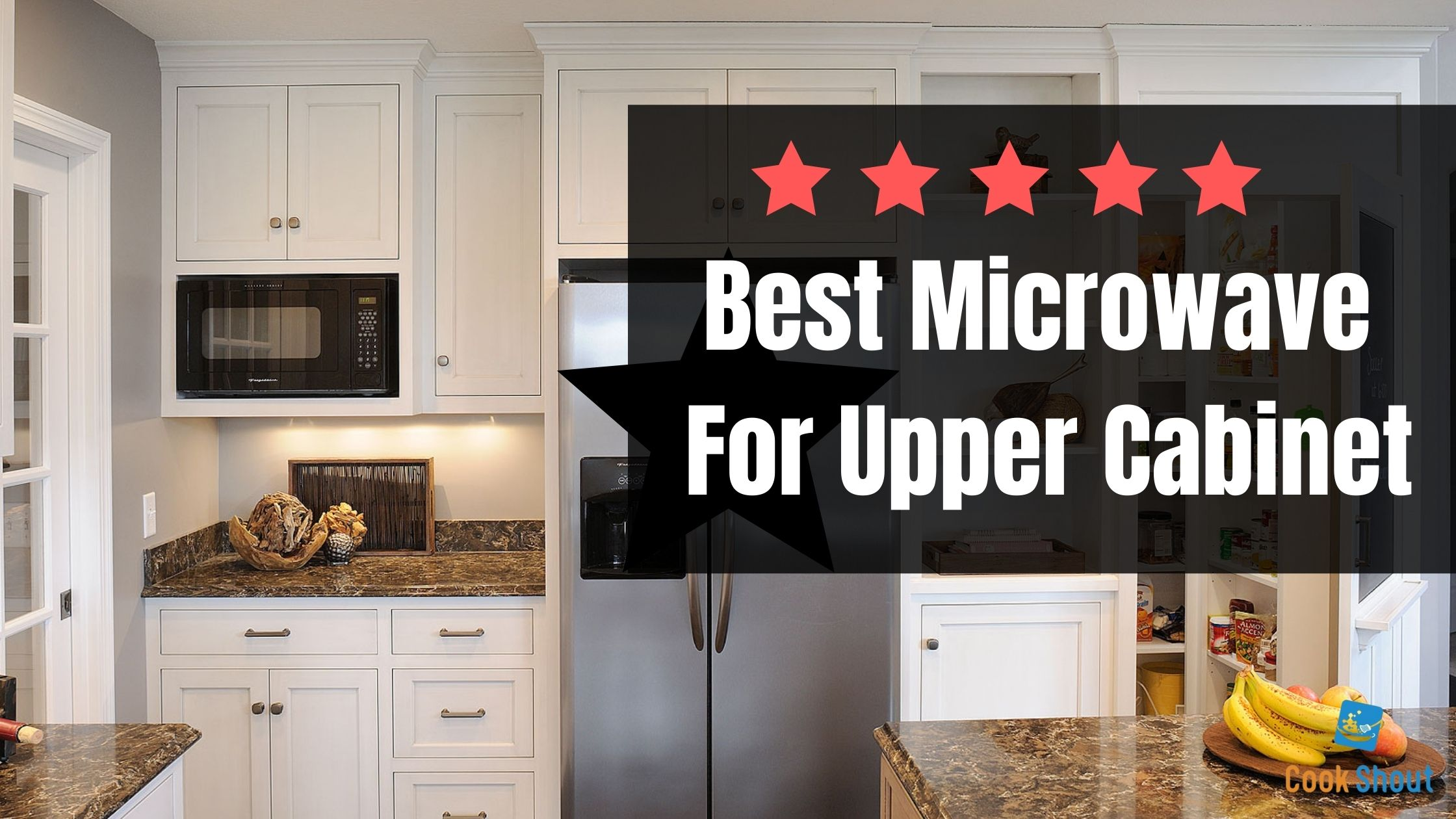 Best Microwave for Upper Cabinet