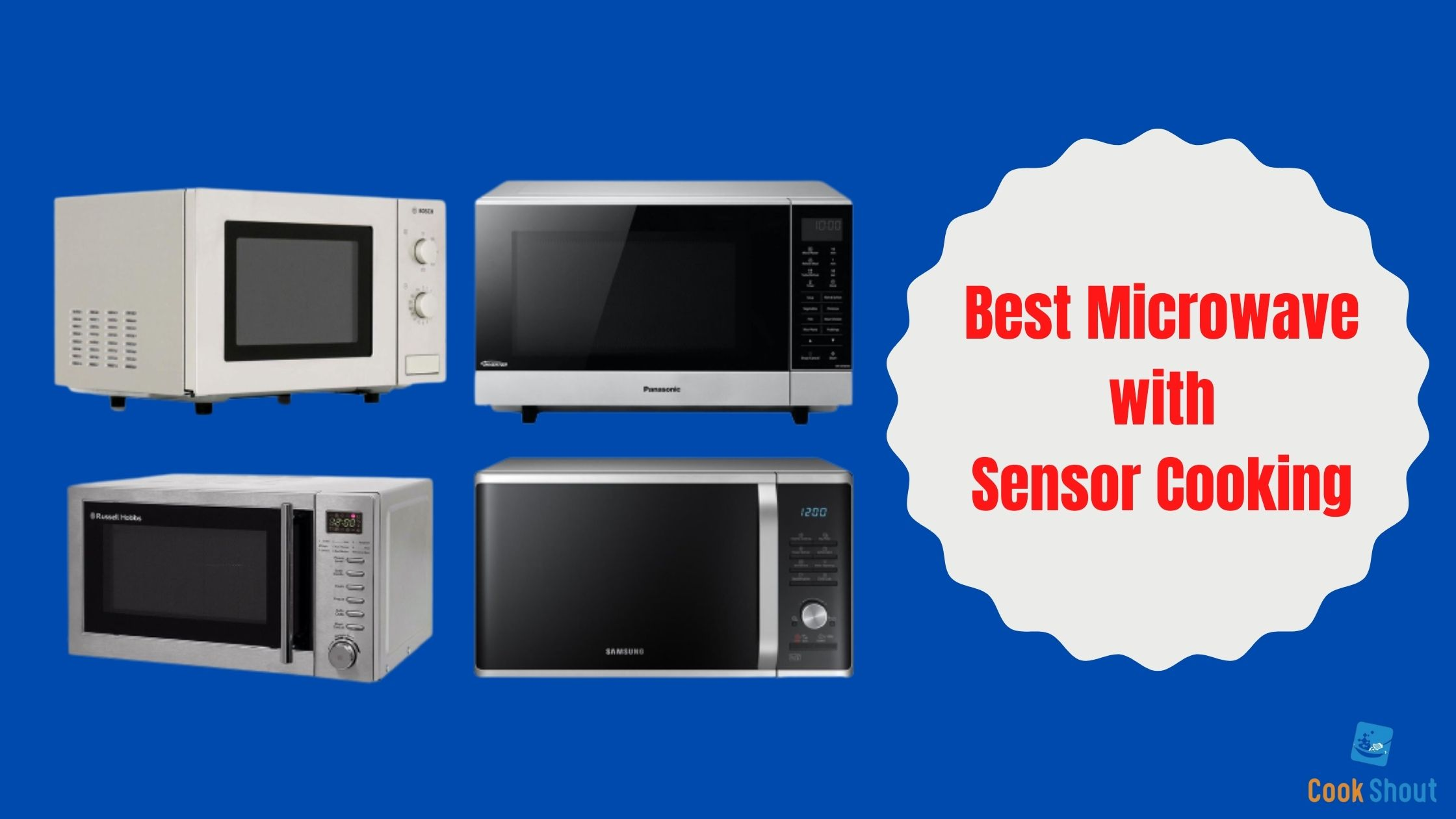 Best Microwave with Sensor Cooking