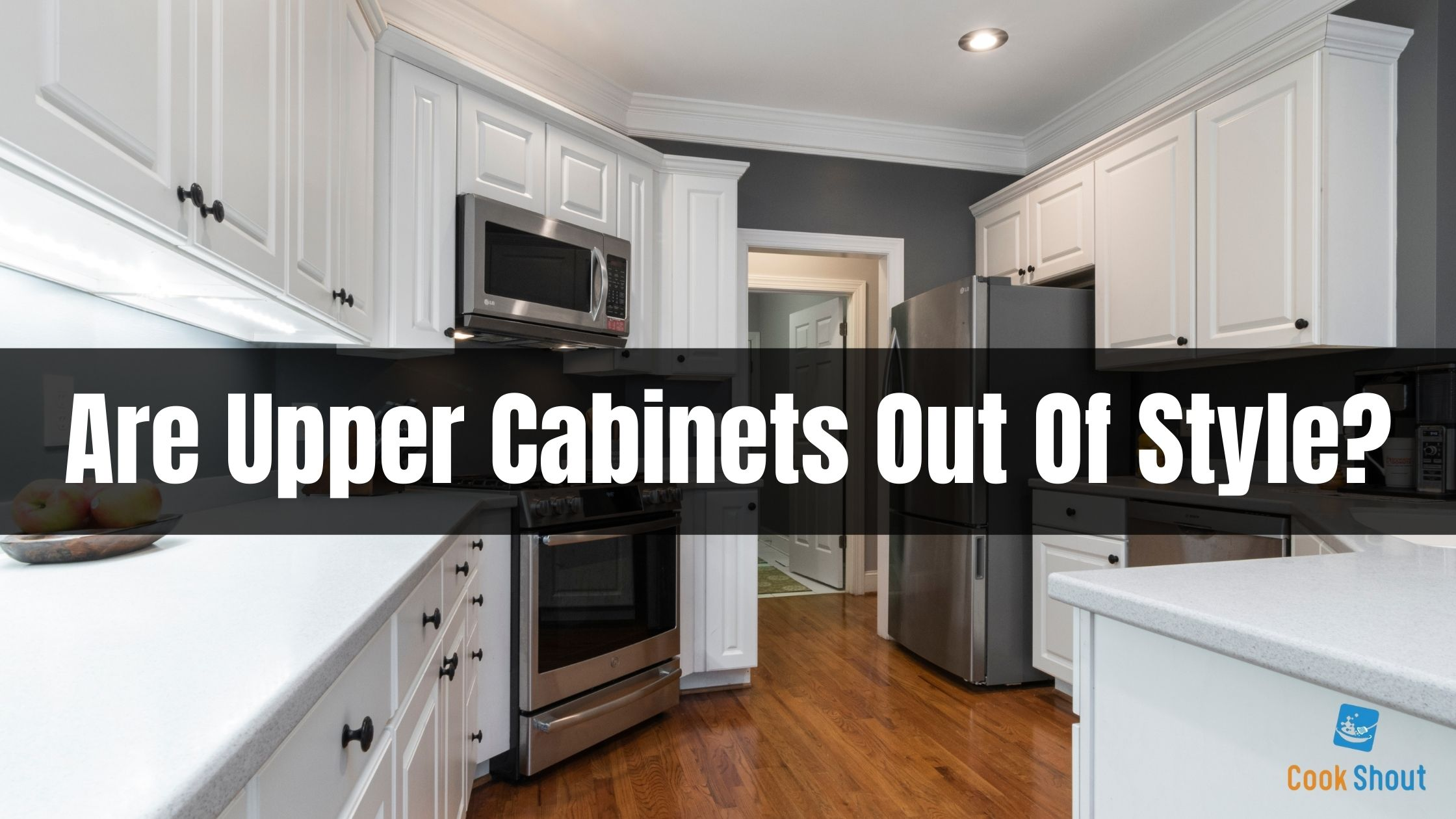 Are Upper Cabinets Out Of Style